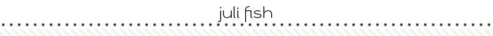 babe-juli fish