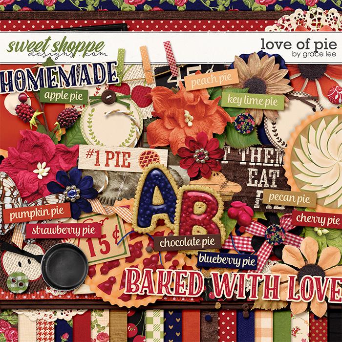 Love of Pie by Grace Lee